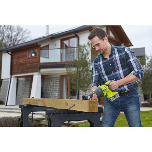 Ryobi ONE + Reciprocating saw R18RS-0 *Body Only*