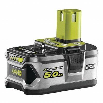 Ryobi ONE + 18V 5.0Ah Lithium Batterie RB18L50