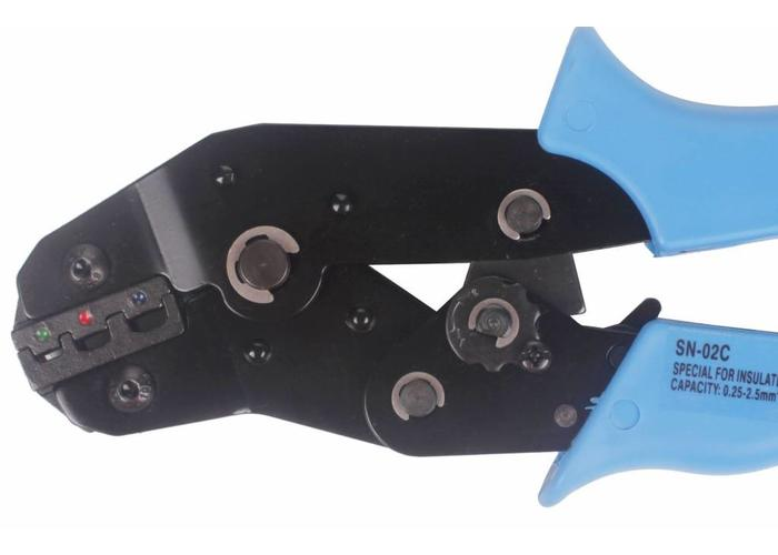 Premium Shrink Pliers for 0.1-1.0mm 16-28AWG Shrink Connectors