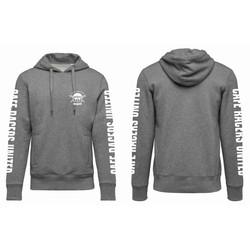 Predator Hoodie Storm Grey