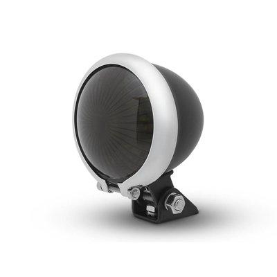 Smoke Bates Style LED-Rücklicht / Bremslicht Schwarz Chrome