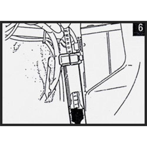 Hagon BMW R 80/7 87< Voorvork Veren Set