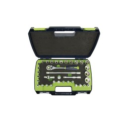 "Socket set 1/2"" 36-piece"