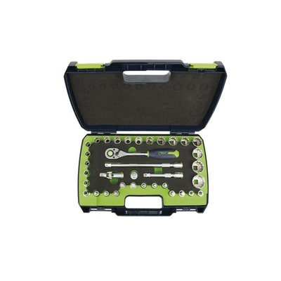 "Tirax socket set 1/2 ""36-piece"