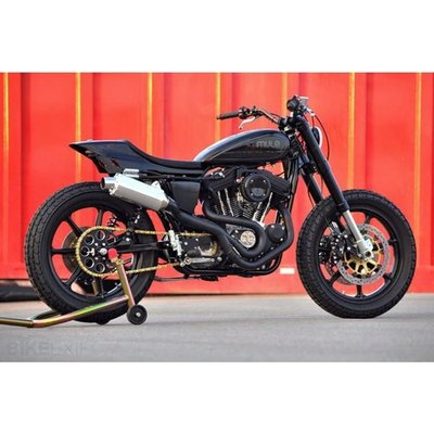Flat Tracker Umbau Kit