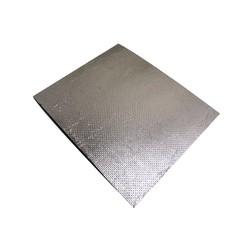 Écran thermique autocollant en aluminium