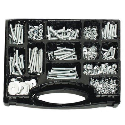Mannesmann Mannesmann Machine Bolts / Nuts Set 580-piece