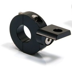 Universal Black CNC Light Brackets