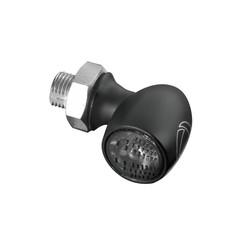 Bullet Atto Dark LED-indicator Smoke