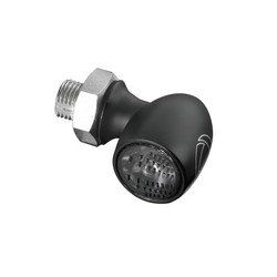 Bullet Atto Dark LED Turn Signal smoke lens