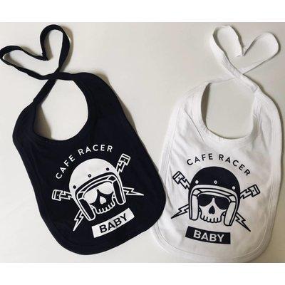 MCU Lätzchen Cafe Racer Baby (wähle deine Farbe)