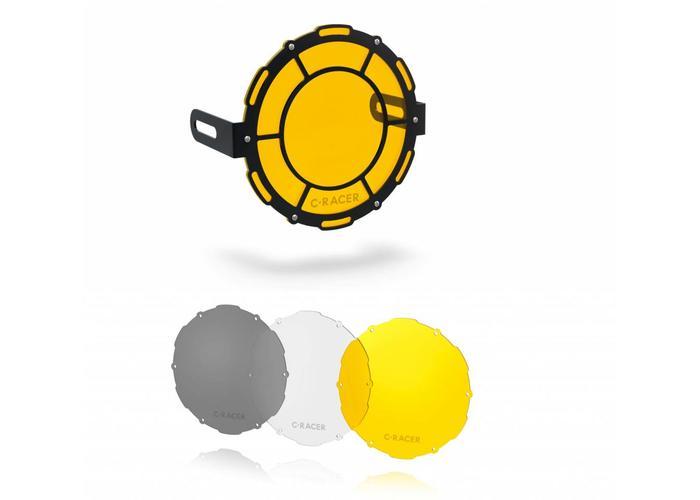 C.Racer Grille de phare + kit de lentilles (3 pièces)