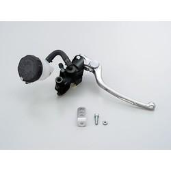 22MM Maître-cylindre de frein radial 19 mm noir / argent