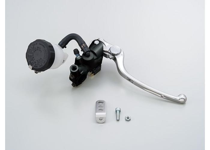 Nissin 22MM Radialbremszylinder 19mm Schwarz / Silber
