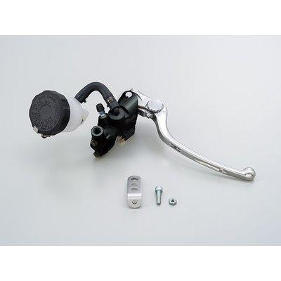 Nissin 22MM Radial Brake Master Cylinder 17 mm Black / Silver