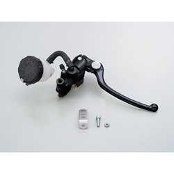 22MM Radiale Rem Pomp 19mm Zwart / Zwart