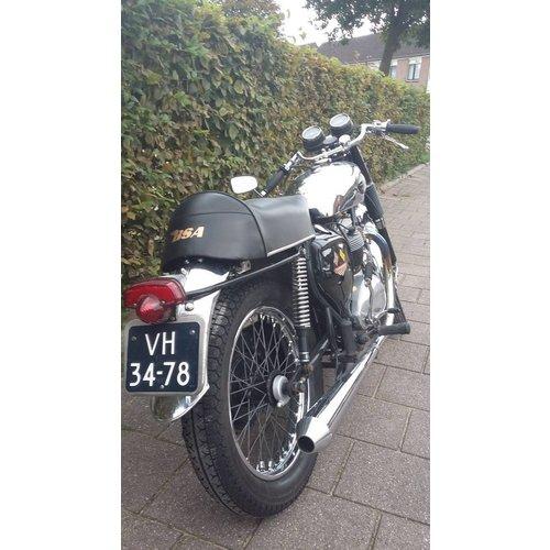 BSA Seat A50/A65 1966 - 1970