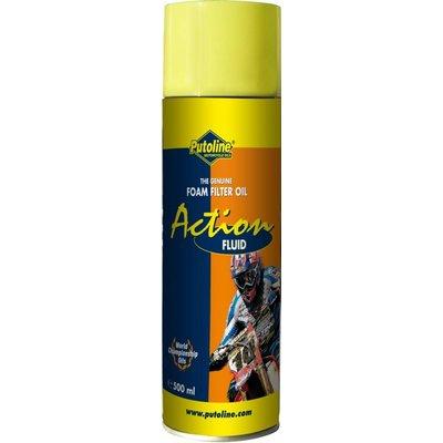 Putoline Huile pour filtre Action Oil 600ML