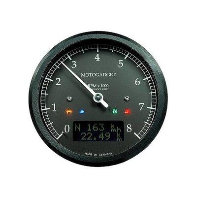 Motogadget Chronoklassisch 8.000 U / min