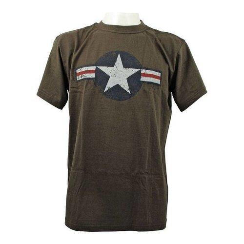 Air Force Stars & Bars Shirt