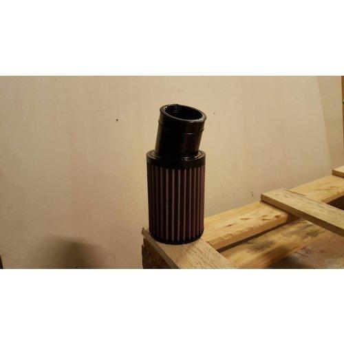 DNA 52MM Zylinderfilter Gummi Top RO-5217-127