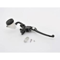 22MM Maître-cylindre 14 mm Noir / Noir