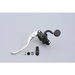 22MM Maître-cylindre d'embrayage radial 19 mm noir / argent