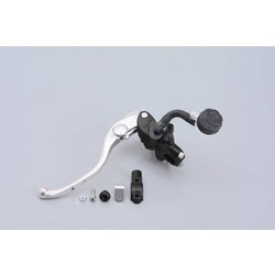 22MM Radial Clutch Master Cylinder 19 mm Black / Silver