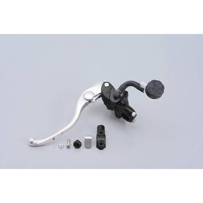 Nissin 22MM Radial Clutch Master Cylinder 19 mm Black / Silver