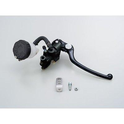 Nissin 22MM Radial Brake Master Cylinder 17 mm Black / Black