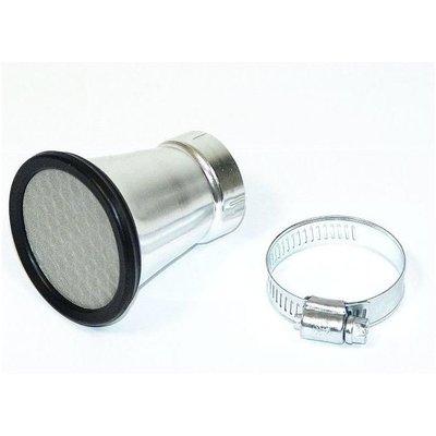 Trompette d'admission en aluminium 42MM
