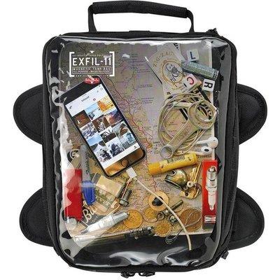 Biltwell EXFIL-11 TANK BAG BLACK