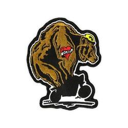 "Écusson ""Throttle Bear"""