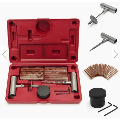 34 Piece Tyre Repair Kit
