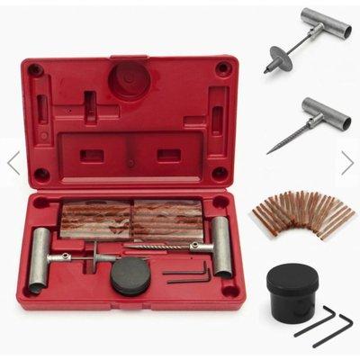 Kit de réparation de pneu - 34 pièces