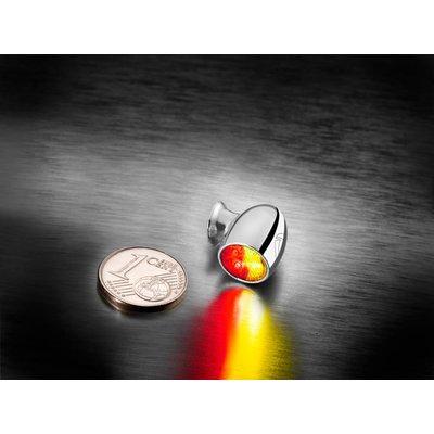 Kellermann Atto DF Rücklicht / Blinker Chrome