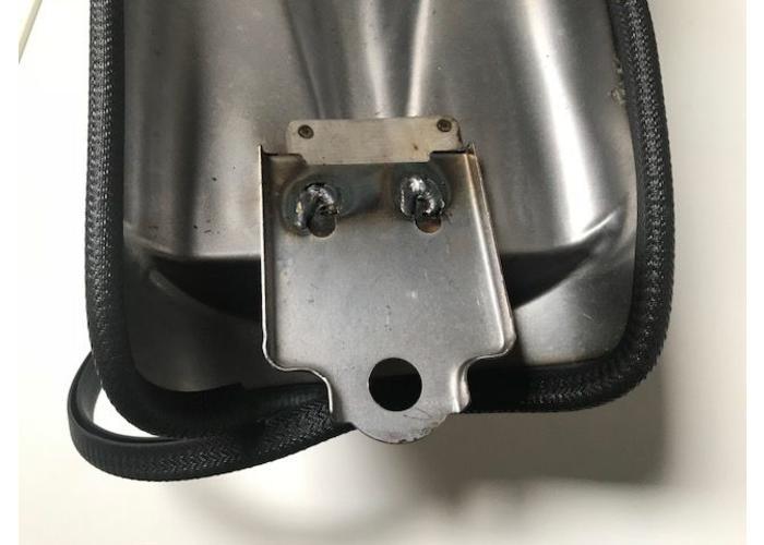 2 meter rubberen randbeschermer zwart 17 mm x 1-4 mm