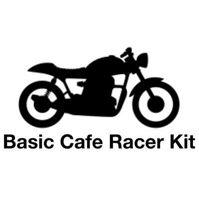 Kit de conversion basique Café Racer