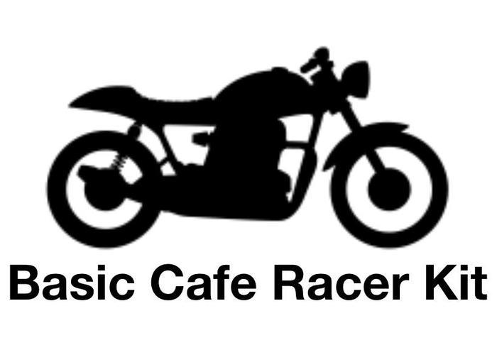 Basis Cafe Racer Ombouw Pakket