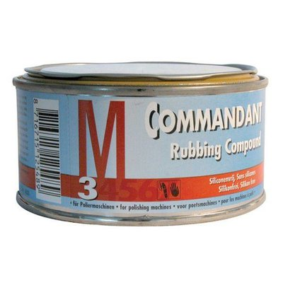 Commandant Commandant M3 Poliermittel (CM325) 250 Gramm in Can