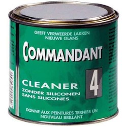 Commandant Cleaner 4.500 grammes