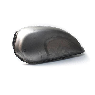 Cafe racer Fuel Style Tank with knee dents type 12