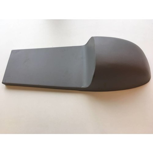 Cafe Racer Seat Staal 650mm lang