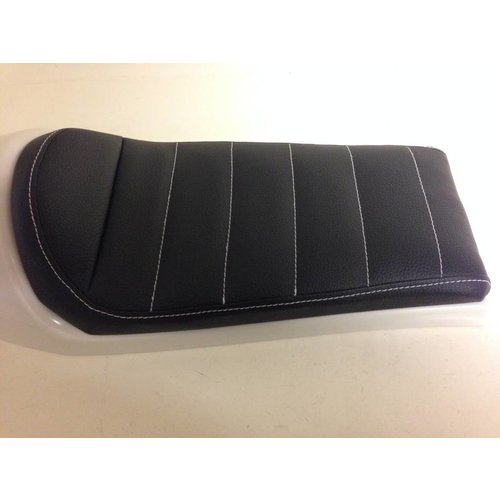 C.Racer Cafe Racer Seat Tuck N' Roll Stitch Black Type 35