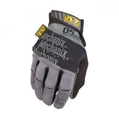 Mechanix 0.5 mm gloves with high fingertip sensitivity