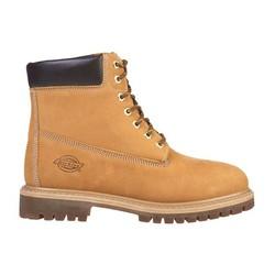 Asheville 6 '' waterproof boots Honey brown premium nubuck leather