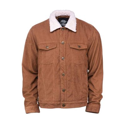 Dickies Naruna winter coat brown