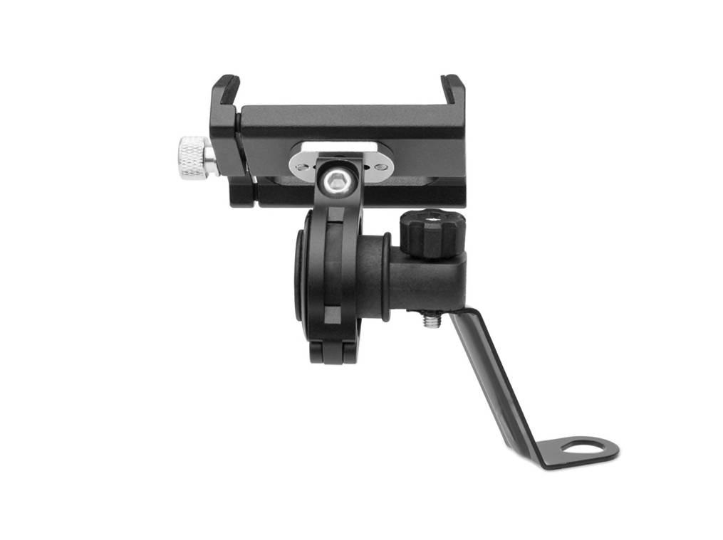 Motorrad Handyhalter Satz Aluminium Lenker /& Spiegel Halterung