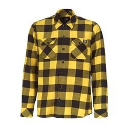 Sacramento shirt geel