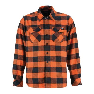 Dickies Sacramento Shirt Orange